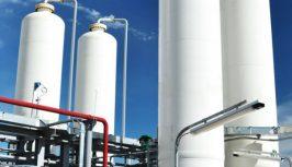industrial production of nitrogen gas