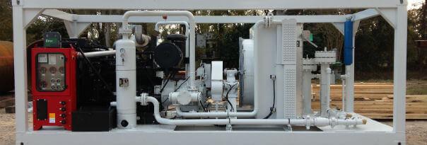 high pressure nitrogen generator booster