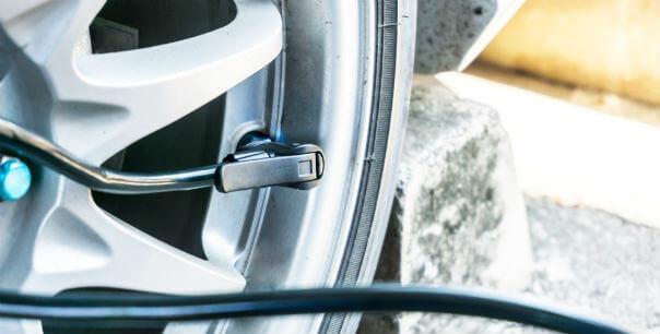 benefits of nitrogen in tires