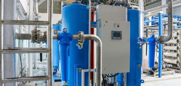 dryer for compressed air system
