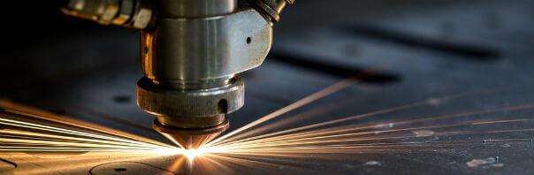 nitrogen laser cutting