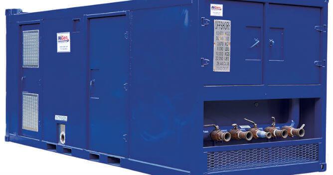 how does a nitrogen generator work?