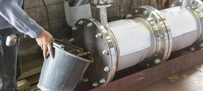 ASME hydrostatic test pressure B31