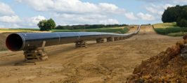 pipeline drying after hydrotest