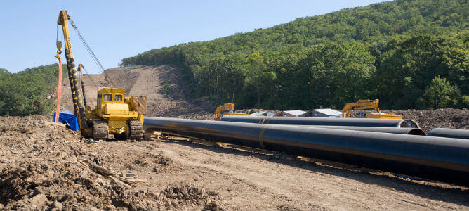 pipeline drying equipment