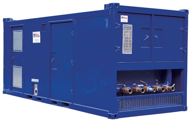 industrial nitrogen generators container unit