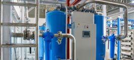 instrument air dryer