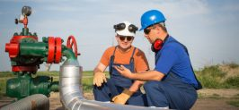 safety precautions for working on pipelines