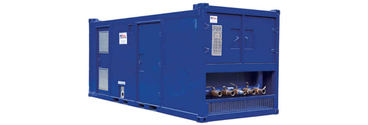 industrial nitrogen generators container unit