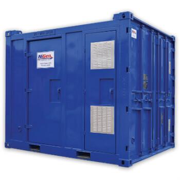 mobile nitrogen generator
