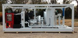 air pressure booster compressor - picture of NiGen model