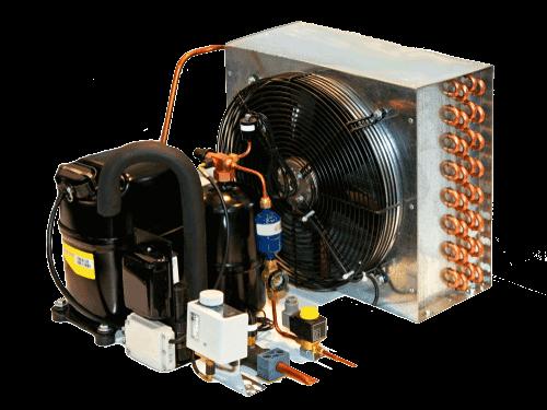 industrial air compressor aftercooler