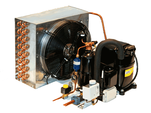 industrial air compressor aftercooler rental