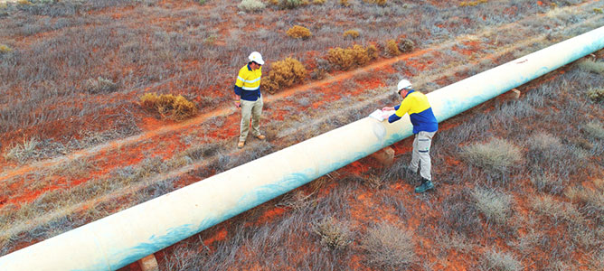 pipeline integrity companies