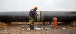 Industrial Pipeline Cleaning