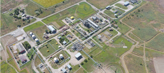 What Is a TEG Gas Dehydration Unit